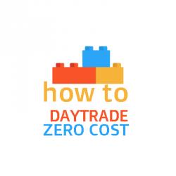 Zero Cost daytrading India