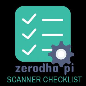 Tradescript code for Zerodha Pi Scanner : INTRADAY SIGNAL