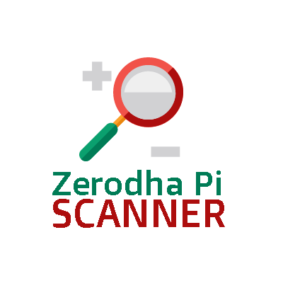 Zerodha Pi Intraday Stock SCANNER for DayTrading Review
