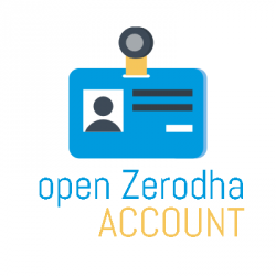 open zerodha account with aadhar