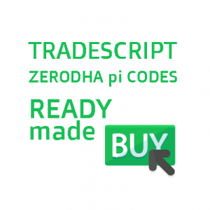 Zerodha Pi : Backtesting and Supertrend Indicator