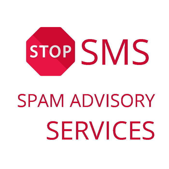 STOP SPAM SMS ADVISORY Services