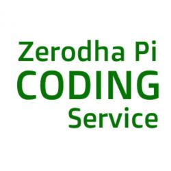 Zerodha Pi Coding INDIA
